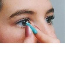 Инструкции за боравене с твърди контактни лещи