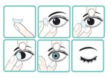 Инструкции за боравене с контактни лещи
