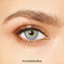 IRRESISTIBLE BLUE